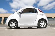 Google bullish on self-driving car project; posts dozens of manufacturing jobs