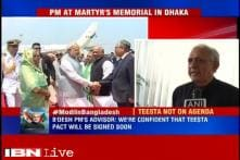 Bangladesh hopeful of signing Teesta water sharing pact during Modi's visit