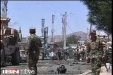 At least 7 killed in powerful explosion in Kabul