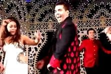 Watch: Gauri Khan grooves to 'Baby Doll' with Karan Johar and Manish Malhotra at a wedding in Venice