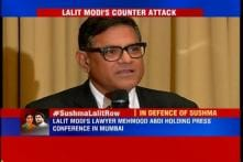Lalit Modi not a fugitive, why compare him with Dawood Ibrahim, says ex-IPL chief's lawyer