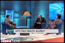 Let's Talk Health: Allergy and its treatment
