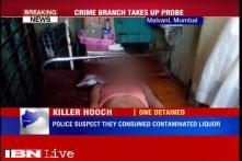 Spurious liquor claims 13 lives in Mumbai, seven battling for life