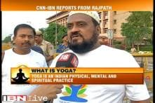 Yoga beyond religion: Muslims join International Yoga Day event at Rajpath