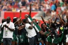 Nigeria score late to draw 3-3 with Sweden