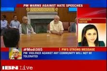 Modi warns against hate speeches, says such comments are totally 'uncalled for'