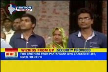 Daily wager's sons who cracked IIT-JEE get police protection after attack