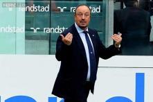 Rafael Benitez flies to Madrid to complete Real contract talks