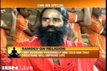 Told Muslim brothers that Yoga won't affect religion but will transform life: Ramdev