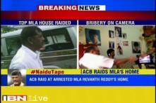 Cash-for-vote case: ACB team raids arrested TDP MLA Revanth Reddy's residence