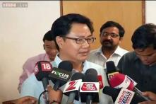 Highest category Z-plus security cover to Minister of State for Home Kiren Rijiju