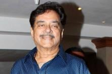 Touched by Nitish's praise, tweets Shatrughan Sinha, says 'sad over Congress MPs' suspension'
