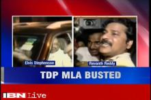 Caught red-handed offering bribe, TDP MLA Reddy sent to 14 days judicial custody