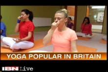 UK edition: International Yoga Day to boost yoga's growing appeal