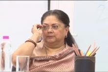 Denied appointment by PM Modi and Amit Shah, Vasundhara Raje leaves Delhi after NITI Aayog meeting