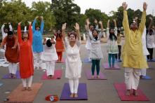 PM Modi's yoga offensive gets Muslims stressed