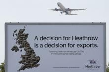 London's Heathrow warns of delays after activists gain access to runway
