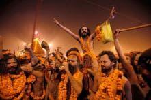 Kumbh mela: Seers unhappy with improper water, power supply