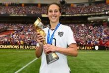 World Cup-winning footballer is 'President of USA' - on Wikipedia