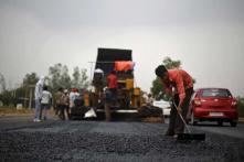 Modi takes the wheel to end blockades in the Delhi-Jaipur Pink City Expressway