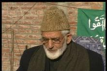 Syed Ali Shah Geelani sends secret letter to Pakistan PM