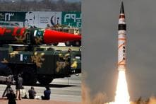 Where India and Pakistan stand against each other in nuclear race