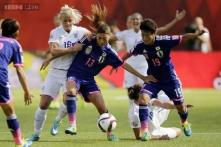 Women's World Cup: Japan into final after England injury time own goal