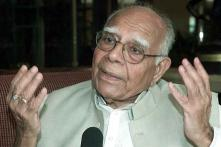 Politicians didn't accept Dawood Ibrahim's offer to return out of fear of being exposed, says Ram Jethmalani