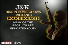 Rise in home-grown terror in J&K, youth drop out of schools, colleges to join terror groups