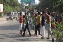 Police maintaining vigil in North East Delhi area