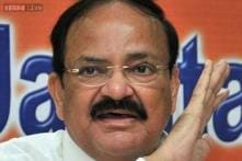 Union Urban development Minister Venkaiah Naidu advocates use of Hindi in official work