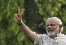 Modi gifts set of books on religions born in India to Kazakhstan President
