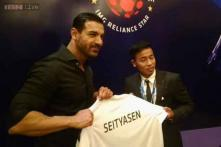 ISL: NorthEast United FC owner John Abraham delighted to bag Seityasen