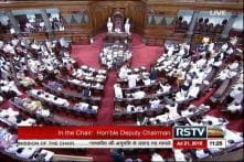 Congress issues whip asking MPs to be present in Rajya Sabha on Friday
