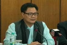 Kiren Rijiju 'bypassed' on decision to declare Arunachal Pradesh as 'disturbed area'
