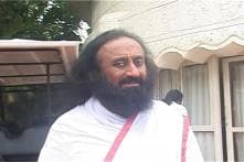 Law criminalising gay sex is obsolete, will take India back to 15th century: Sri Sri
