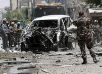 Suicide car bomb attack kills 33 in Afghanistan