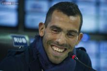 Boca Juniors unveil returning idol Carlos Tevez