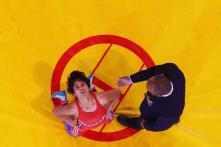 Indian women's wrestling team finish second in Kazakhstan