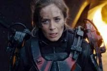 Emily Blunt may star in 'Captain Marvel'