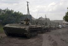 Ukraine calls on Russia to negotiate end to war in east