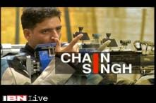 Chain Singh: The rising star of Indian shooting