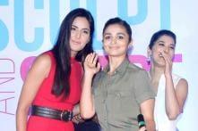 Photo of the day: Alia Bhatt bonds with Katrina Kaif at the launch of Yasmin Karanchiwala's book 'Sculpt and Shape: The Pilates Way'