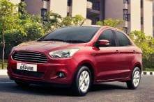 Ford Figo Aspire: Ford launches new sedan car at Rs 4.89 lakh in India