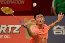 Top seeds Chen Long, Carolina Marin advance to World Badminton Championship finals