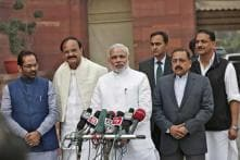 Parliament's Monsoon Session ends with no business, but political slugfest continues between BJP and Congress