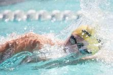 USA break mixed relay world record in swimming championship