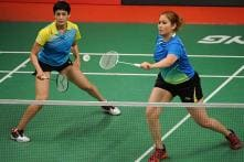 Badminton: Three Indian pairs in quarters of New Zealand Open