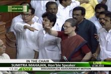 Sonia Gandhi fumes over BJP MP's remark in Lok Sabha, storms well of the House
