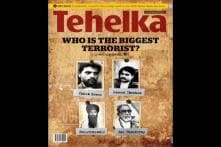 Complaint filed against Tehelka magazine after its cover story referred to Bal Thackeray as terrorist